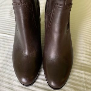 New Ralph Lauren leather boots